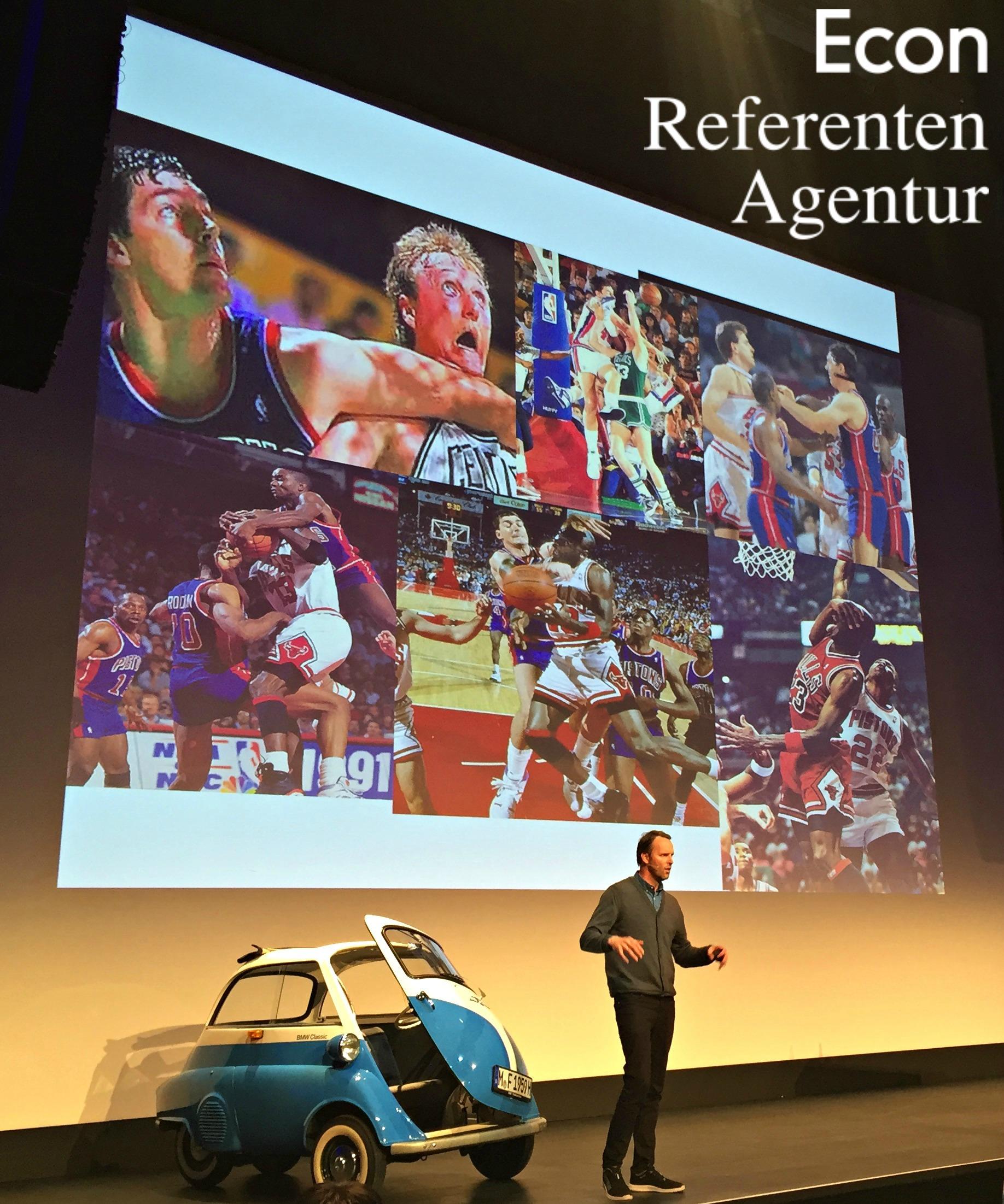 ECON Redner Dagur Sigurdsson Vortrag Vom Underdog zum Badboy, vom Badboy zum Gewinner 131016