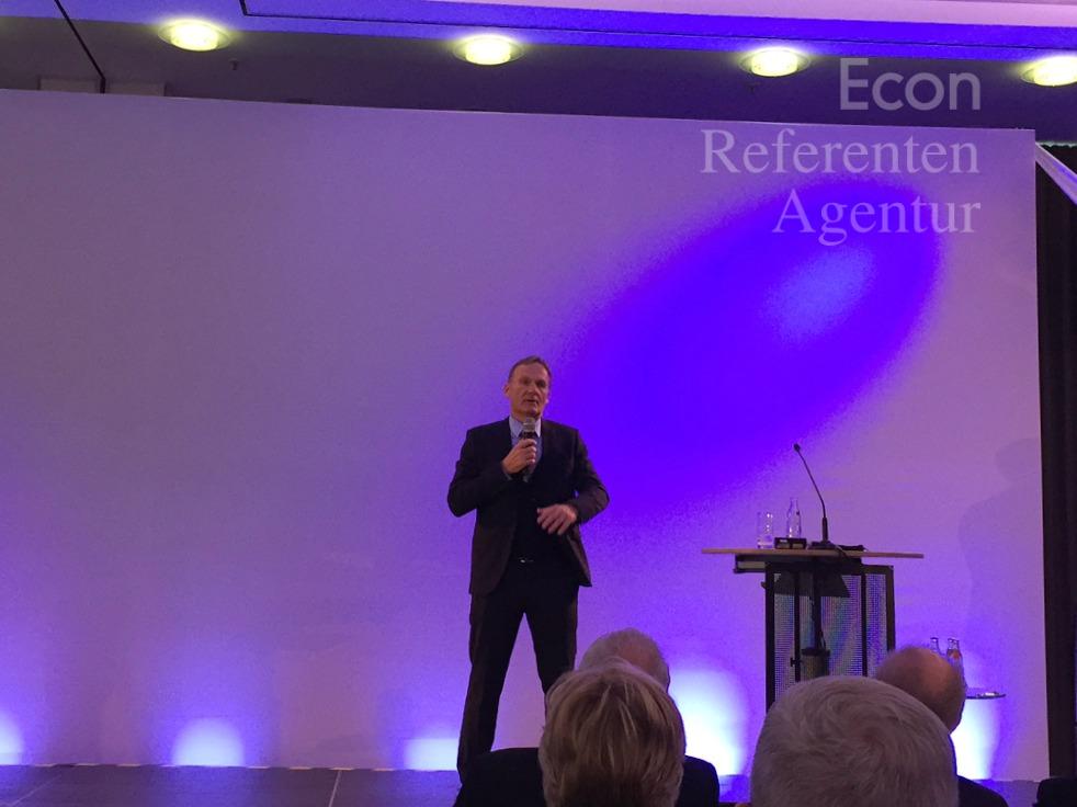 Econ Redner Hans Joachim Watzke Vortrag Muenchen 41116