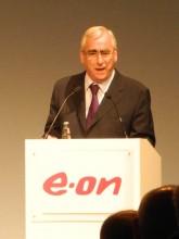 ECON Redner Waigel Vortrag Eon Energieforum 2013