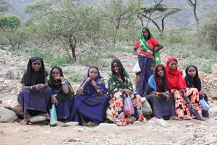 Rüdiger Nehberg Frauen in Afrika