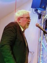 ECON Redner Helmut Becker Vortrag Automobilindustrie