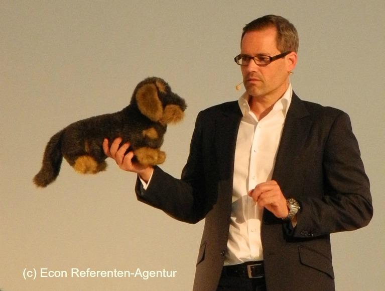 ECON Redner Alexander Groth Vortrag Stärken stärken