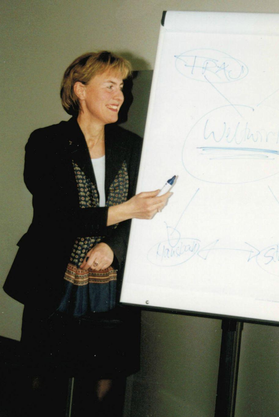ECON Referenten-Agentur Isabel Funke 1999