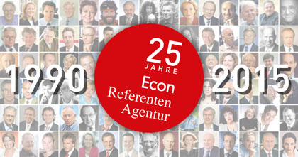 25 Jahre Econ_Referenten-Agentur
