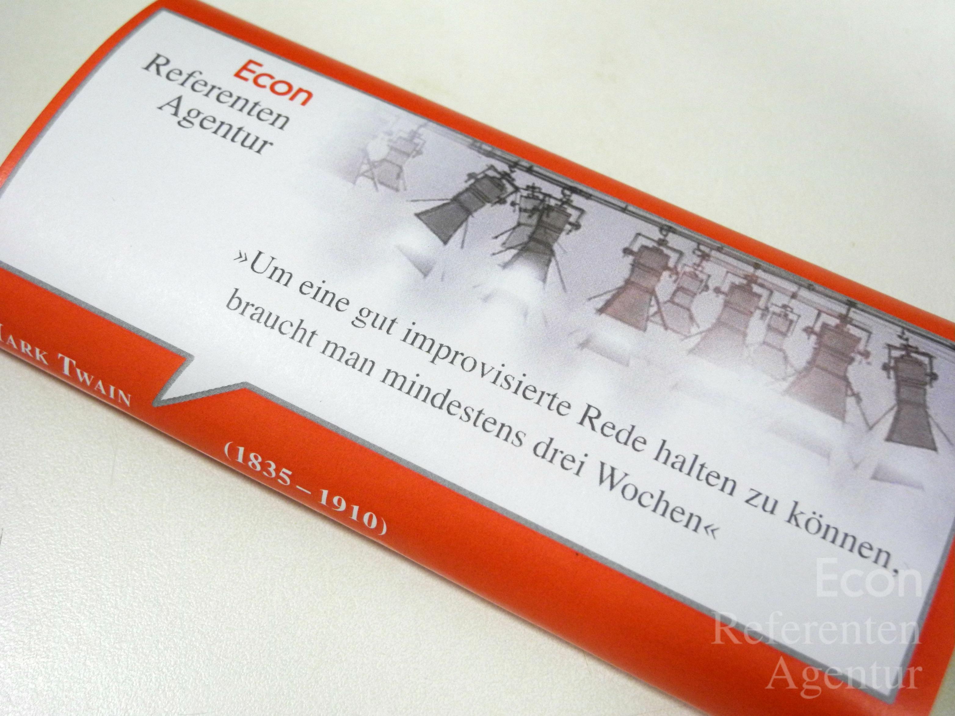 Econ Referenten Agentur_Schokolade Zotter
