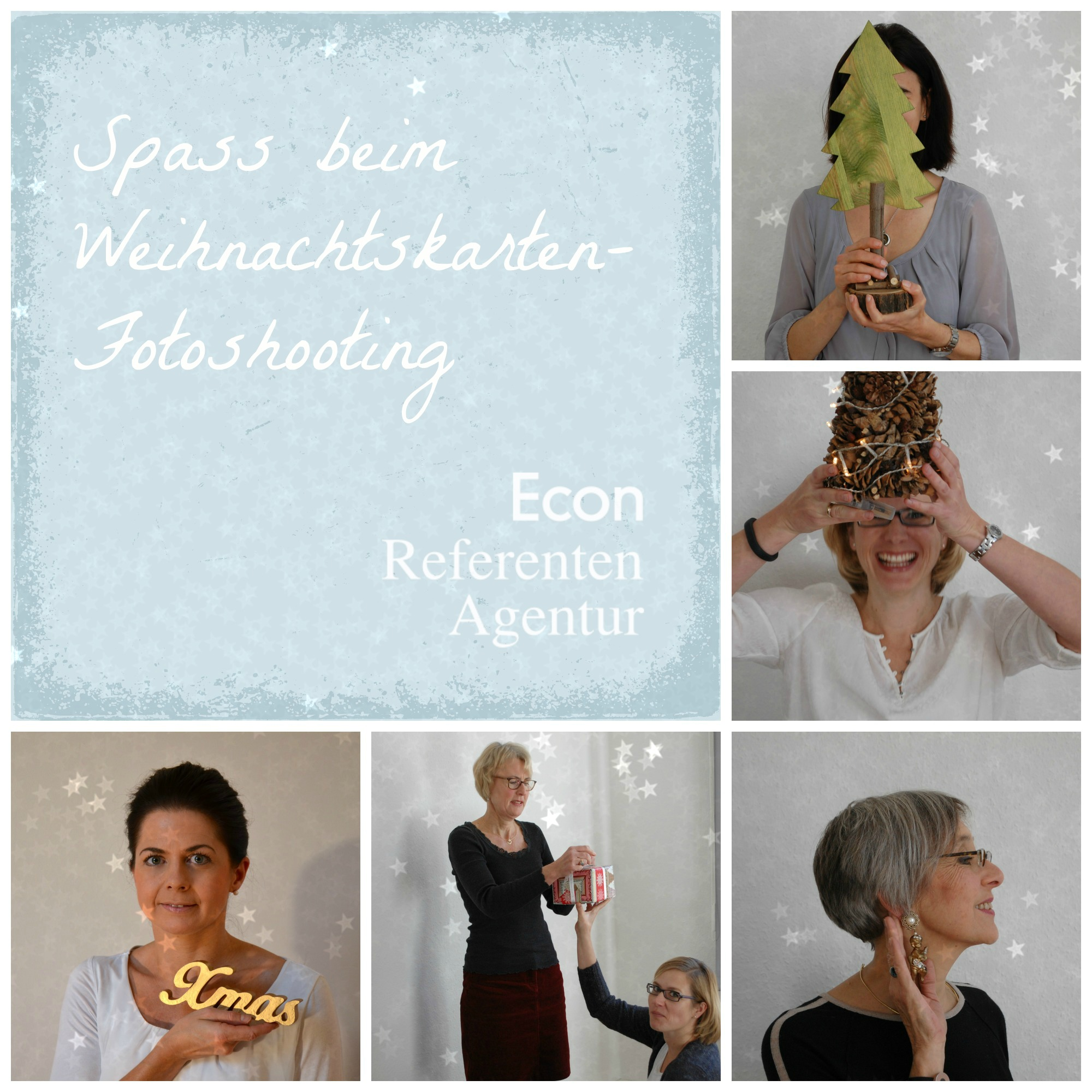 ECON Referenten_Collage Weihnachten