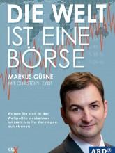 ECON Redner Markus Guerne Buchcover Die Welt ist eine Boerse