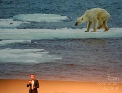 ECON RednerDirk Steffens Vortrag Klimaschutz