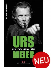 ECON Redner Urs Meier Buchcover Mein Leben auf Ballhoehe