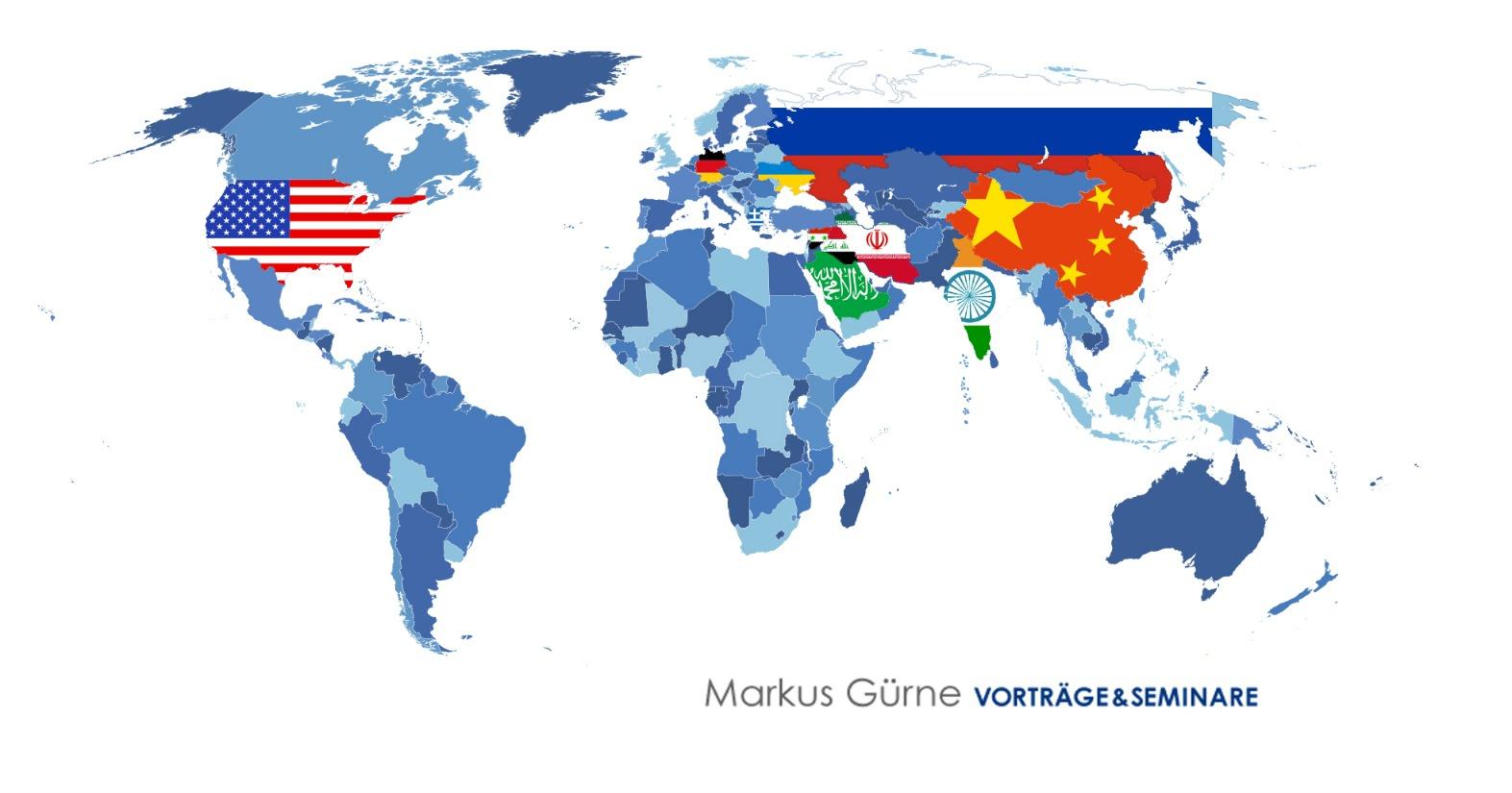 ECON Redner Markus Guerne Grafik Weltkarte