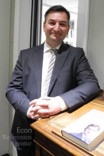 ECON Redner Markus Guerne Vortrag Welt ist eine Boerse