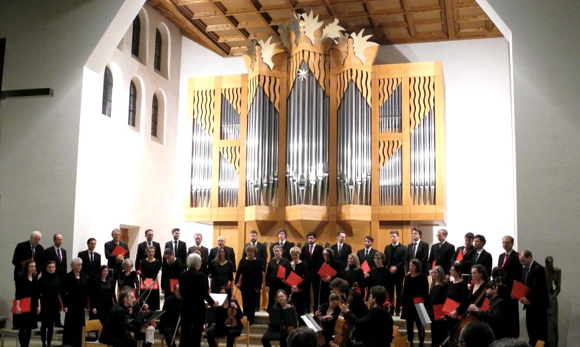ECON Redner Armin Nassehi Konzert Capella Vocale
