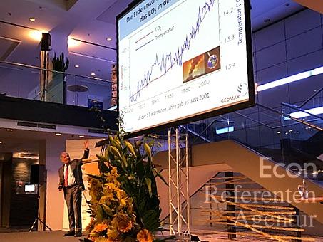 ECON Redner Mojib Latif Vortrag Ozeane