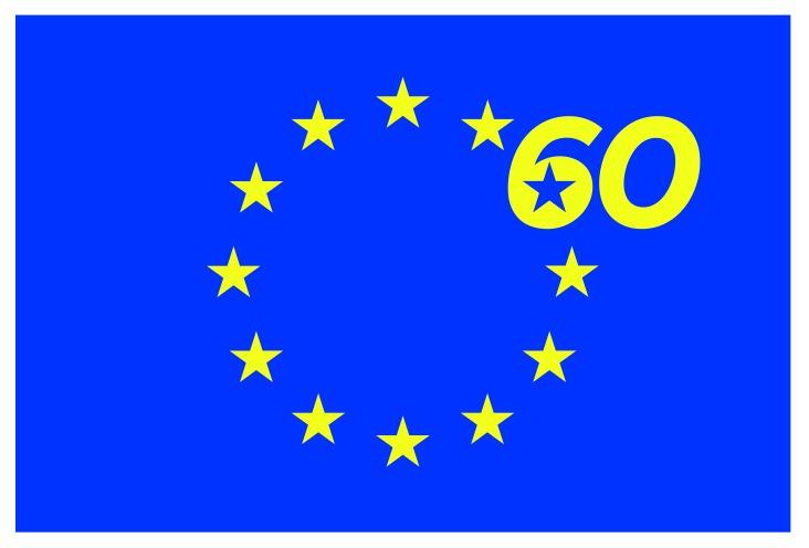 EU_Fahne 60 Jahre