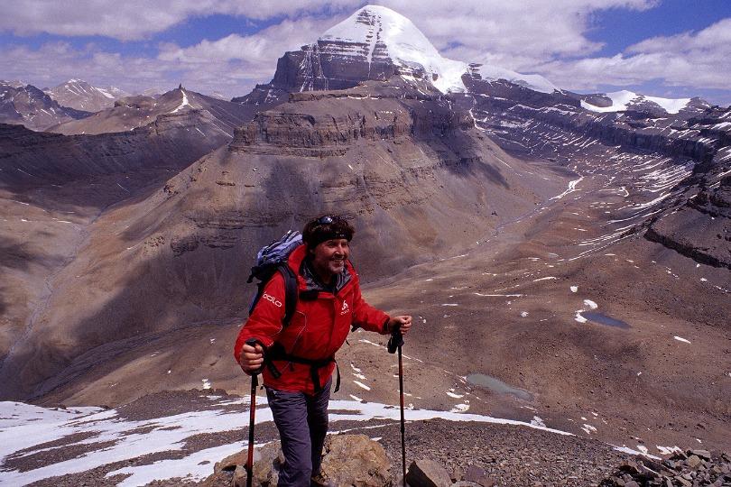 Econ Redner Bruno Baumann Vortrag Tibet am Kailash