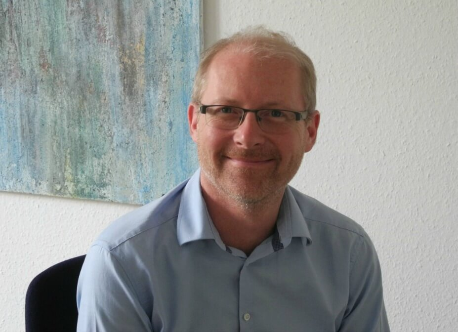 ECON Redner Ulrich Ueckerseifer zu Besuch bei der Econ Referenten-Agentur
