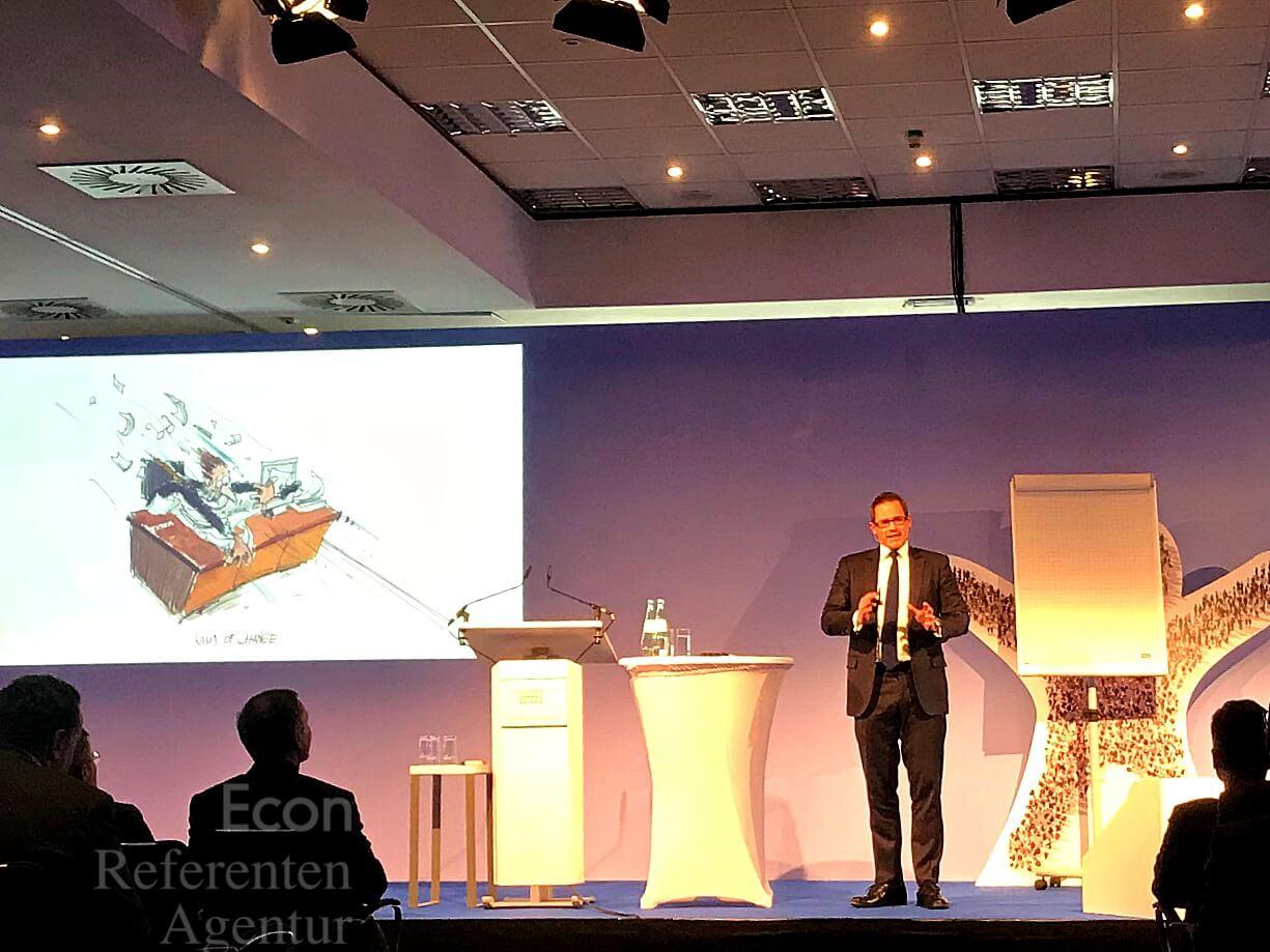 ECON Redner Alexander Groth Vortrag Change und Wahrnehmung 310118