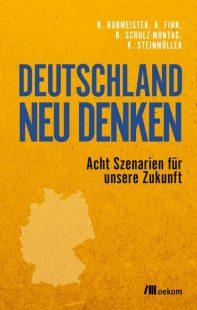 ECON Redner Klaus Burmeister_Buchcover Deutschland 2030_