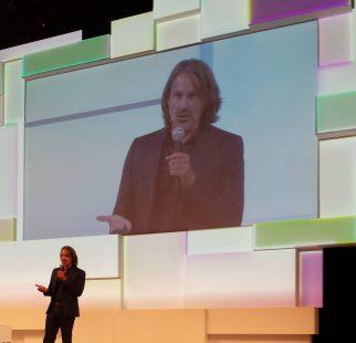 ECON Redner Richard David Precht bei Markant Mitgliederkongress 2018