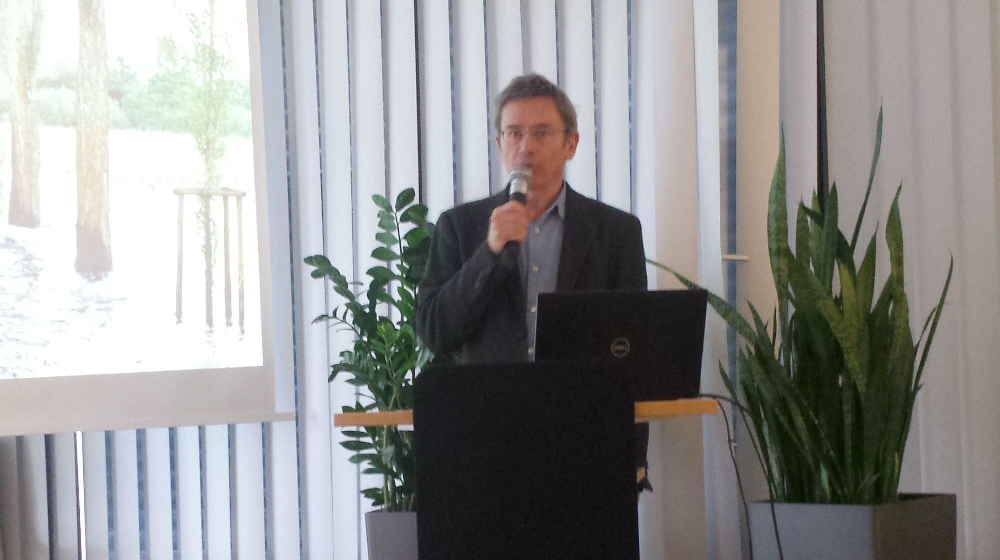ECON Redner Stefan Rahmstorf