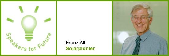 Speakers for future_Franz Alt_Blog