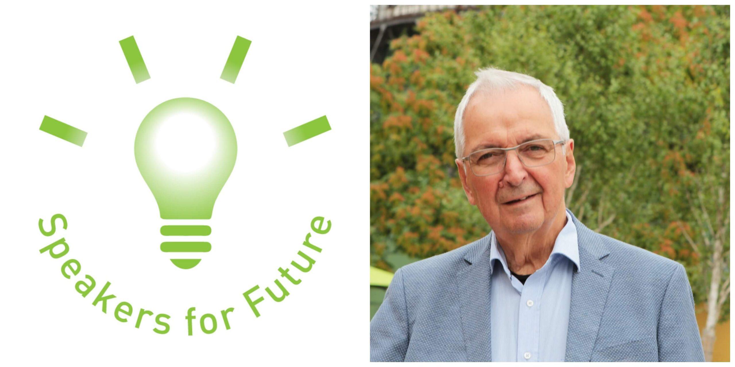ECON Redner Klaus Toepfer Speaker for Future