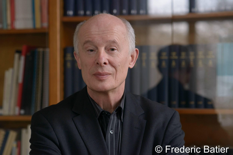 ECON Redner Hans-Joachim Schellnhuber