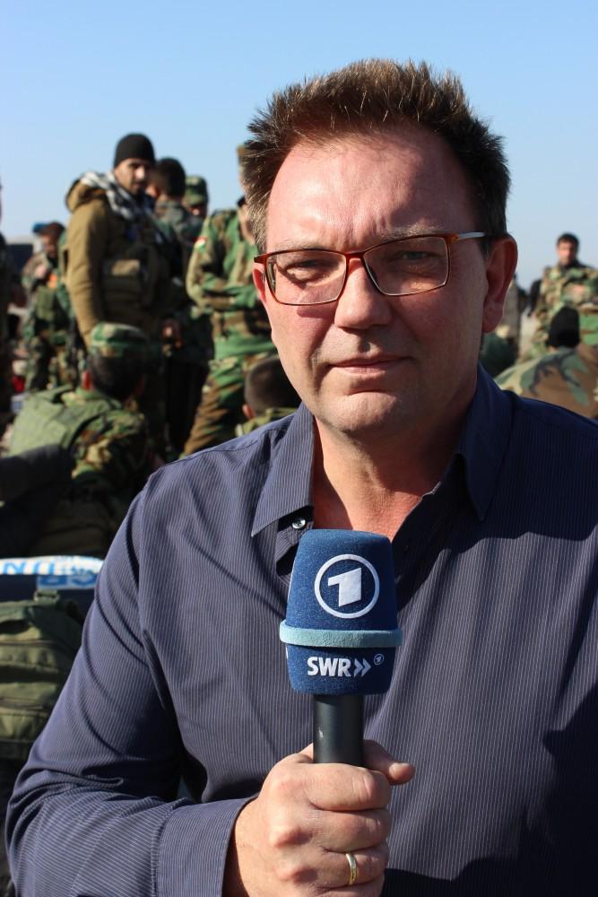 ARD-Nahostkorrespondent Thomas Aders analysiert in seinen Vorträgen den Islam und die arabische Welt
