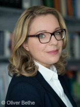 Profilbild: Prof. Dr. Claudia Kemfert