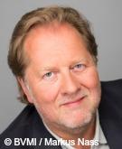 Profilbild: Prof. Dieter Gorny