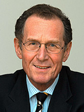 Profilbild: Prof. Dr. Dr. h.c. Bert Rürup