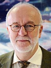 Profilbild: Prof. Dr. Ernst Peter Fischer