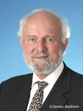 Profilbild: Prof. Dr. Ernst Ulrich von Weizsäcker