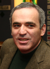 Profilbild: Garri Kasparow