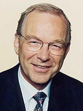 Profilbild: Prof. Dr. Gerhard Berz