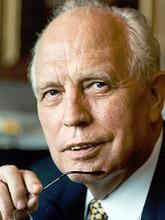 Profilbild: Prof. Dr. Hans Tietmeyer †
