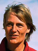 Profilbild: Jutta Kleinschmidt