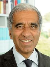 Profilbild: Prof. Dr. Mojib Latif