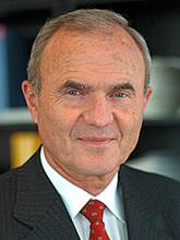 Profilbild: Prof. Dr. Otmar Issing