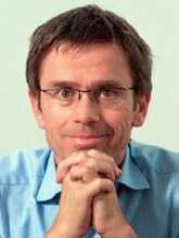 Profilbild: Prof. Dr. Stefan Rahmstorf