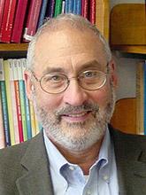 Profilbild: Prof. Dr. Joseph E. Stiglitz