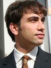 Profilbild: Sven Gábor Jánszky