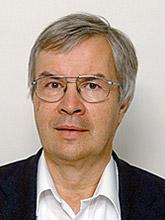 Profilbild: Prof. Dr. Theodor Hänsch