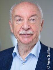 Profilbild: Prof. Dr. Gerd Gigerenzer