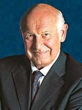 Profilbild: Prof. Dr. Dieter Kronzucker