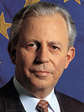 Profilbild: Dr. Jacques Santer