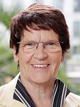 Profilbild: Prof. Dr. Rita Süssmuth