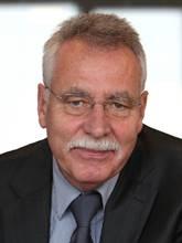 Profilbild: Prof. Dr. Wolfgang Wiegard